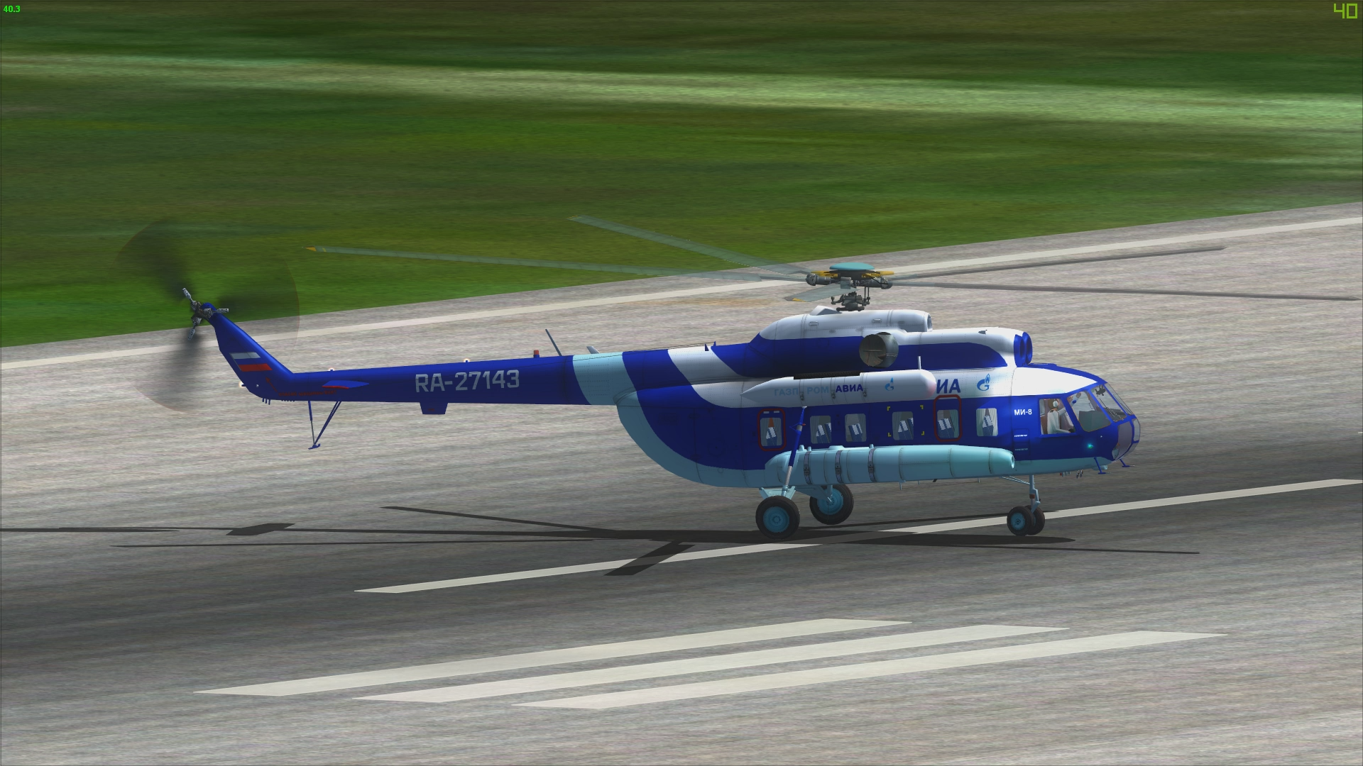 2 in 1 MI-8 HELICOPTERS COLLECTION for FSX and PREPAR 3