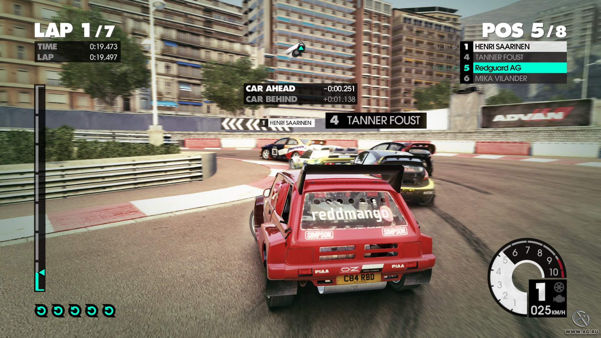 DIRT 3 Complete Edition [Steam]