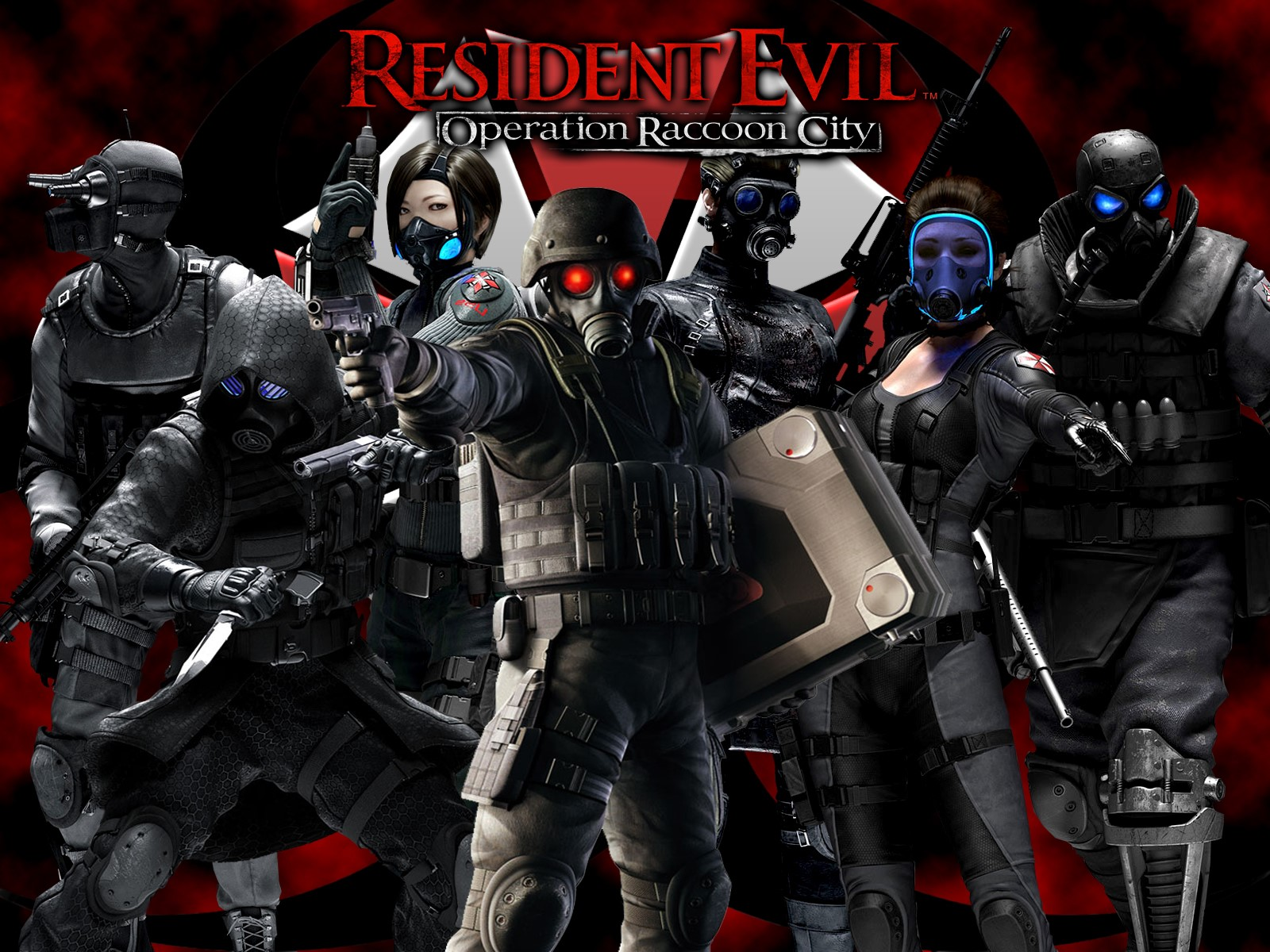 Resident Evil: Operation Raccoon City (STEAM)