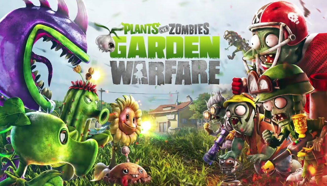 Plants vs. Zombies™ Garden Warfare  [Origin]