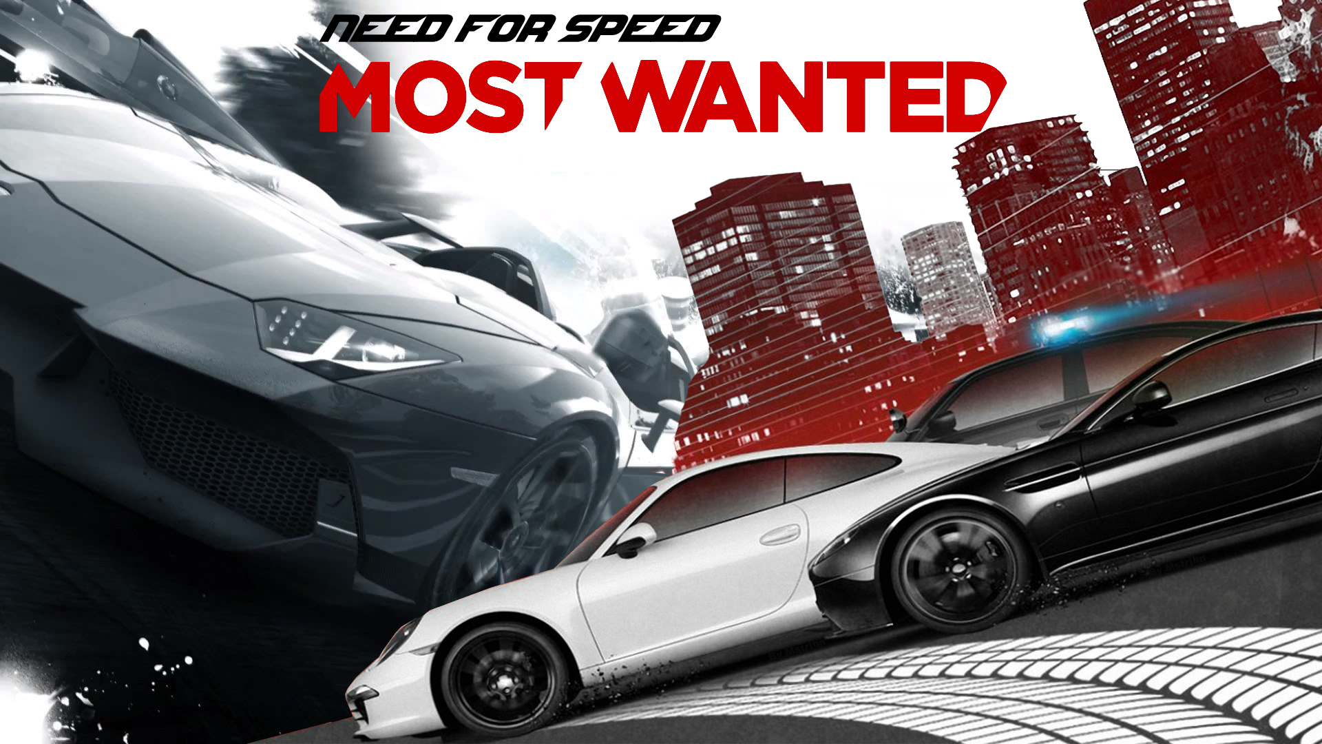 Need for Speed™ Most Wanted [Origin]