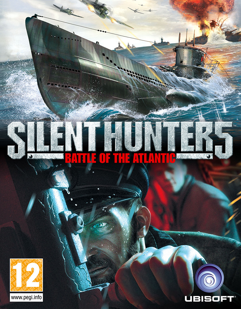 silent hunter 5 gold (Uplay account)