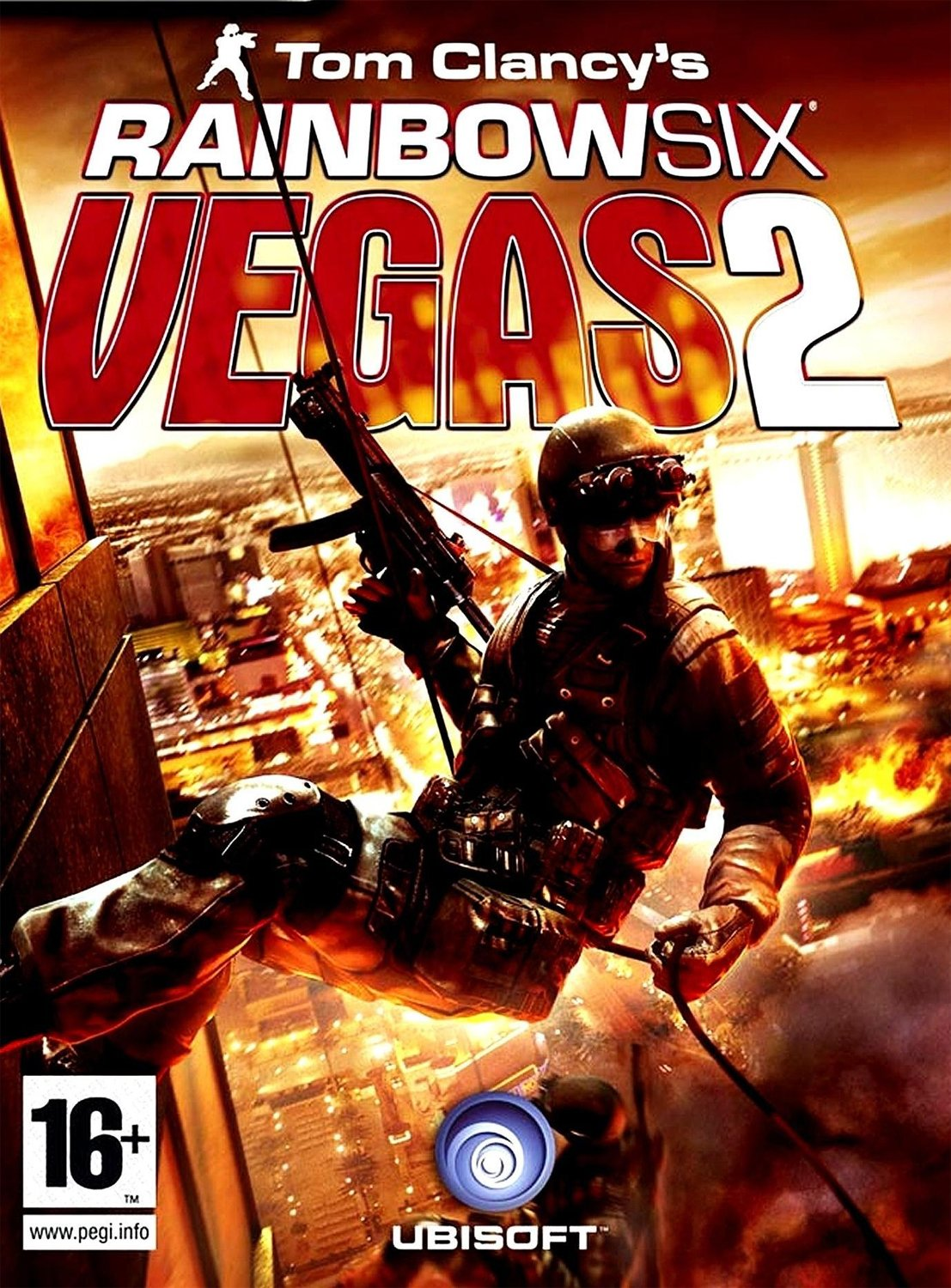 Tom Clancy´s Rainbow Six Vegas 2 [Uplay]