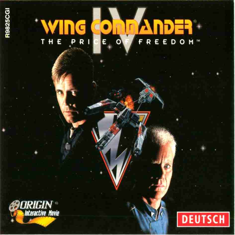 Wing Commander™ IV: The Price of Freedom