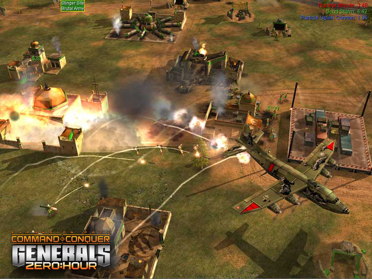 command and conquer generals zero hour download full game