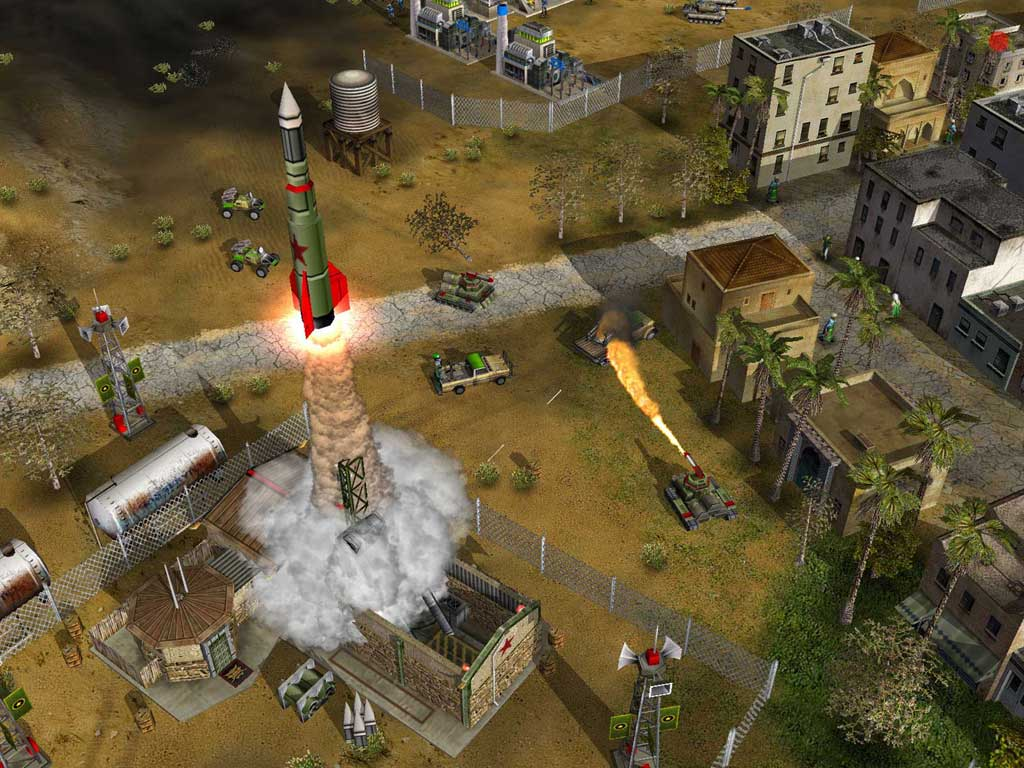 Command & Conquer™ Generals and Zero Hour