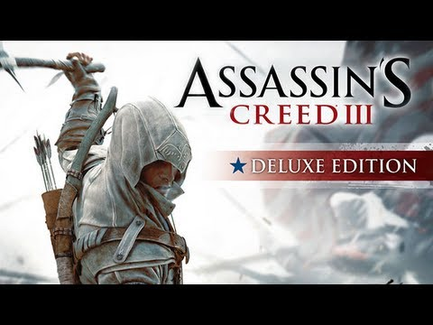 Assassin´s Creed® III Deluxe Edition