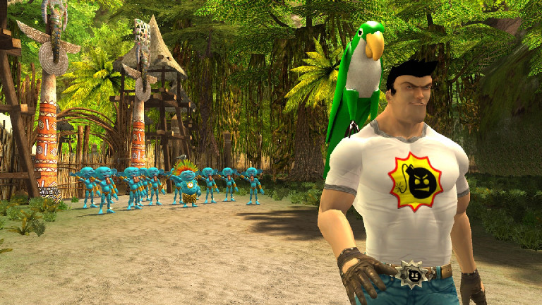 Serious Sam 2 (Steam Gift RU - CIS - UA)