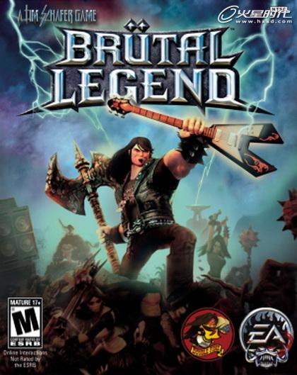 Brutal Legend (Steam Gift RU - CIS - UA)