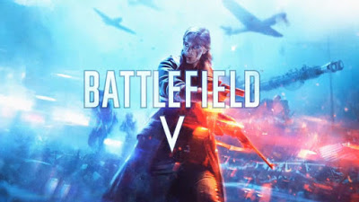 Battlefield V + mail | Data change