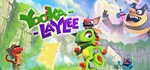 Yooka-Laylee + Mail | Change data | Epic Games