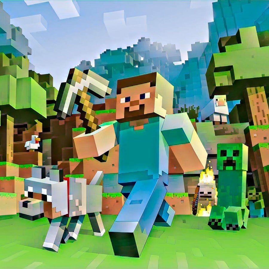 Minecraft полный доступ + доступ к почте