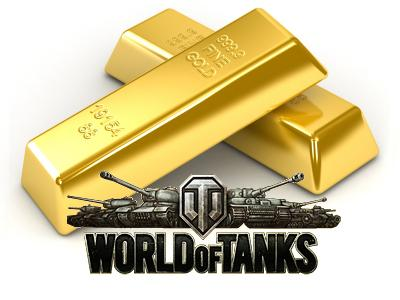 World of Tanks EU - GOLD (completion of the game)