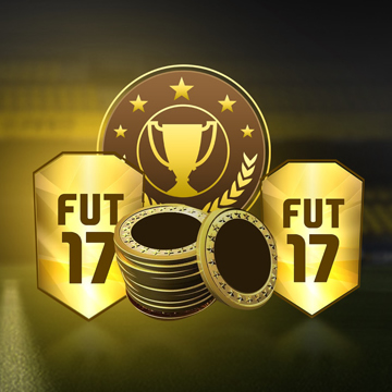 FIFA 17 Ultimate Team Coins - Coins (PC) + 5%