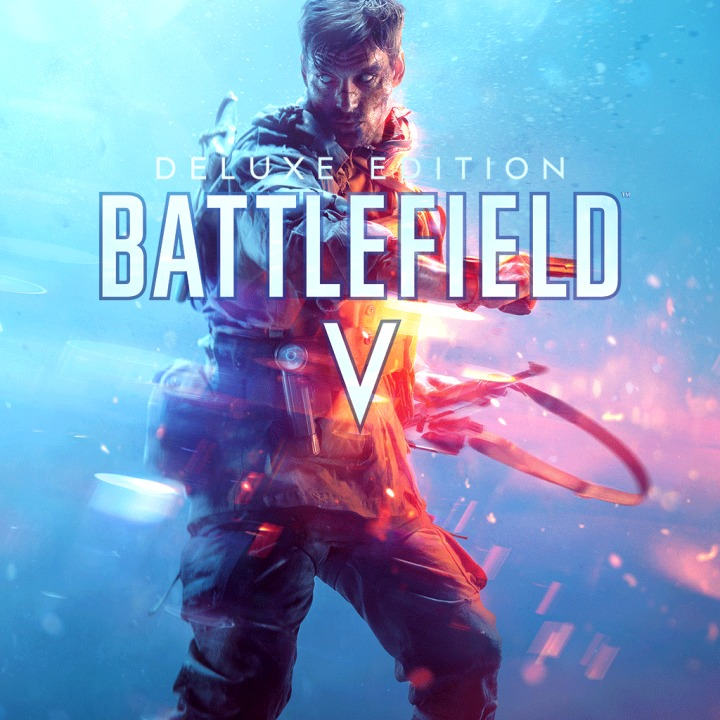 Battlefield V Deluxe Mail Full Access WARRANTY