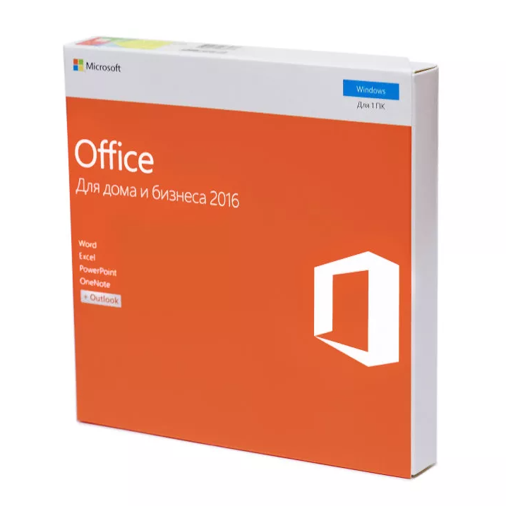 Microsoft Office 2016 Home and Business. Lifetime
