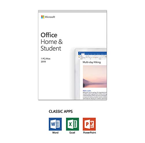 Office 2019 Home and Student. Lifetime. Original