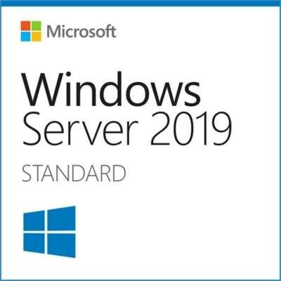 Microsoft Windows 2019 Server Standard 1 Server