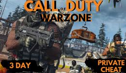 Фотография приватный чит cod warzone 3 дня
