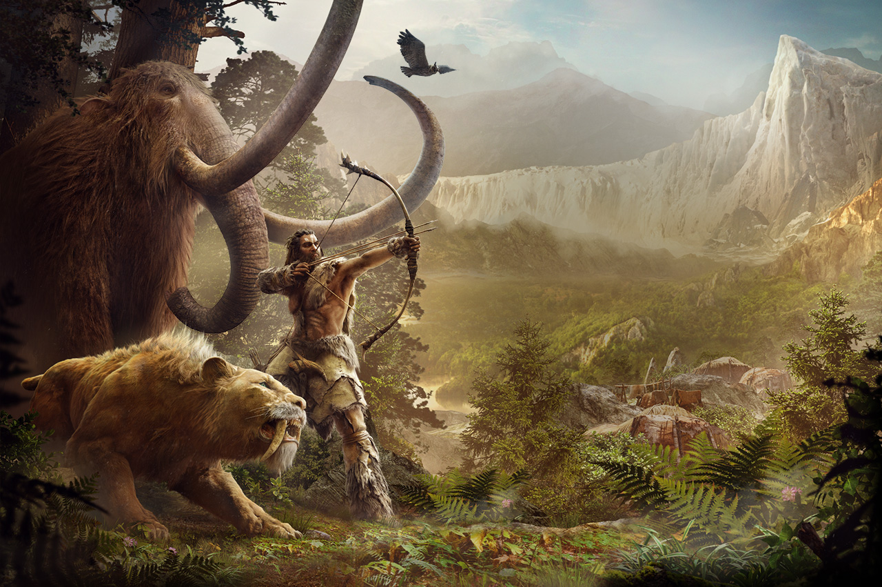 Far Cry Primal Wallpaper: Buy Far Cry Primal (Uplay) And Download
