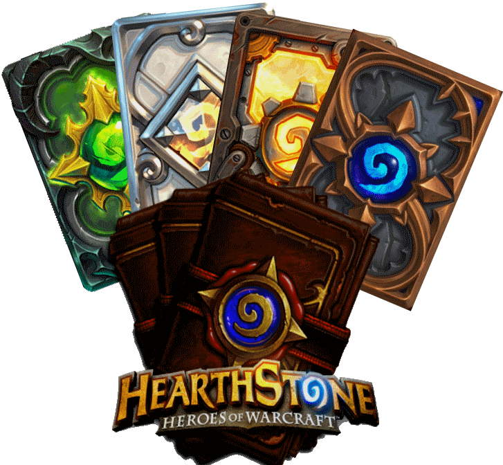7 Hearthstone Expert Pack + 4 Unique Card Shirts