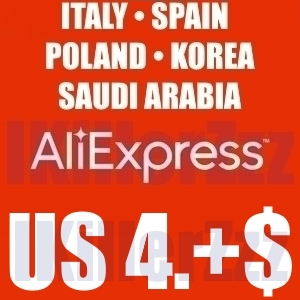 Фотография ✅ $4.+/$4.99- aliexpress es/it/pl/sa/kr до 12.06.