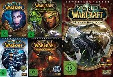 World of Warcraft CD-Key Battle Chest 30 days (RU)
