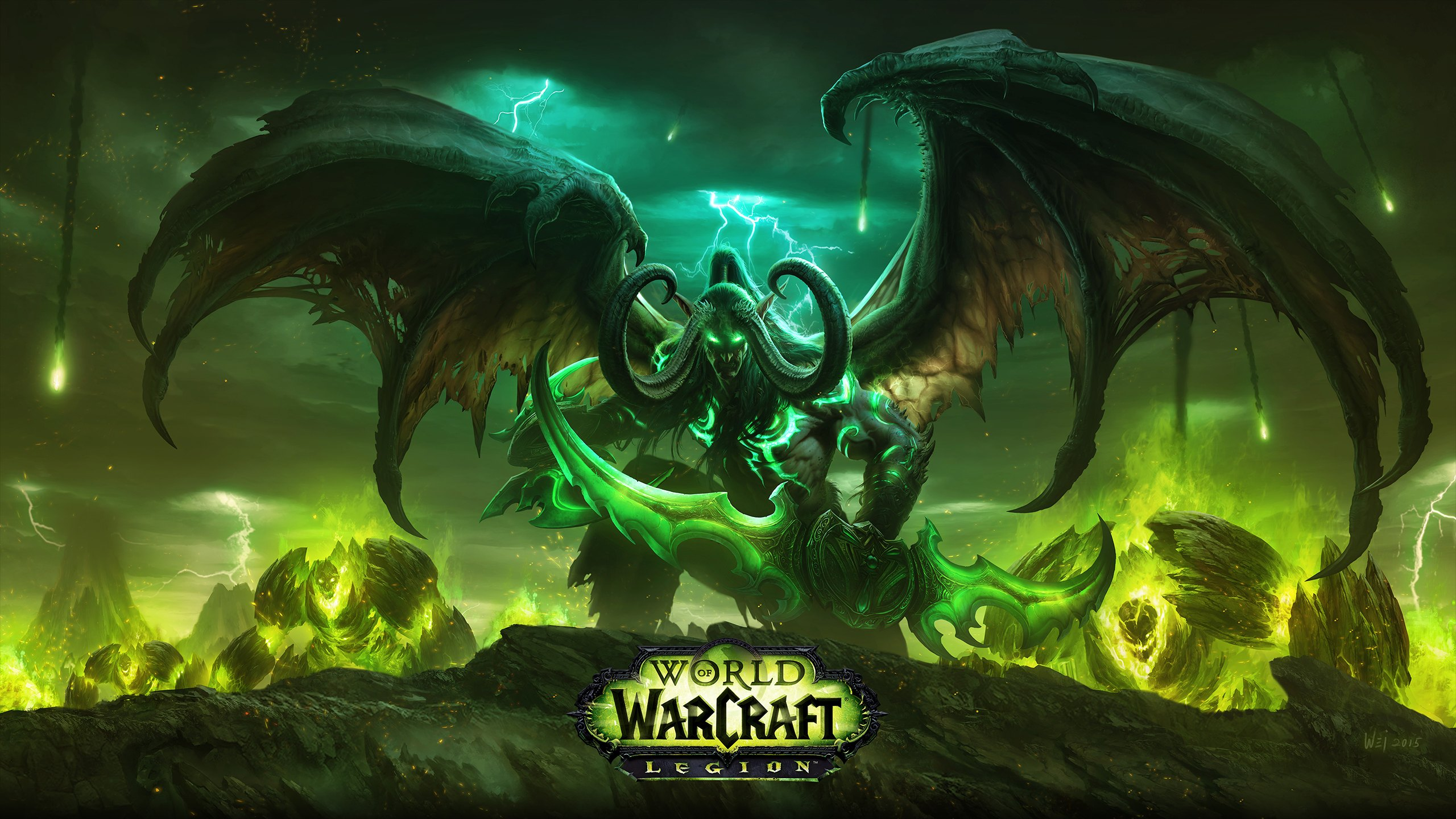 World of Warcraft Legion Digital Deluxe Edition (US)