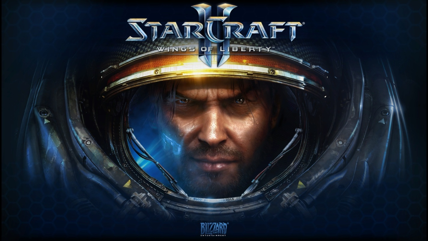 Starcraft II: Wings of Liberty (REGION FREE)  + BONUS