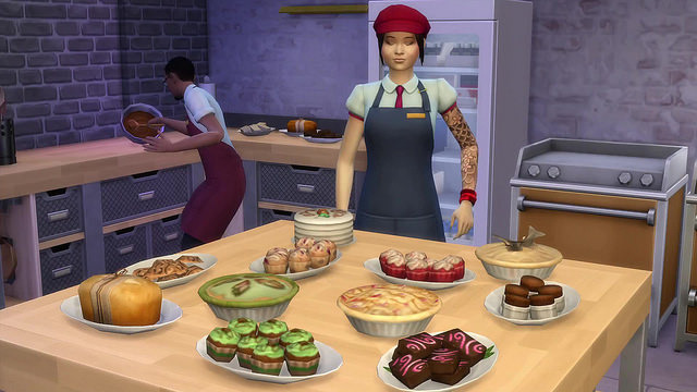 The Sims 4: Get to work (REGION FREE)  + BONUS