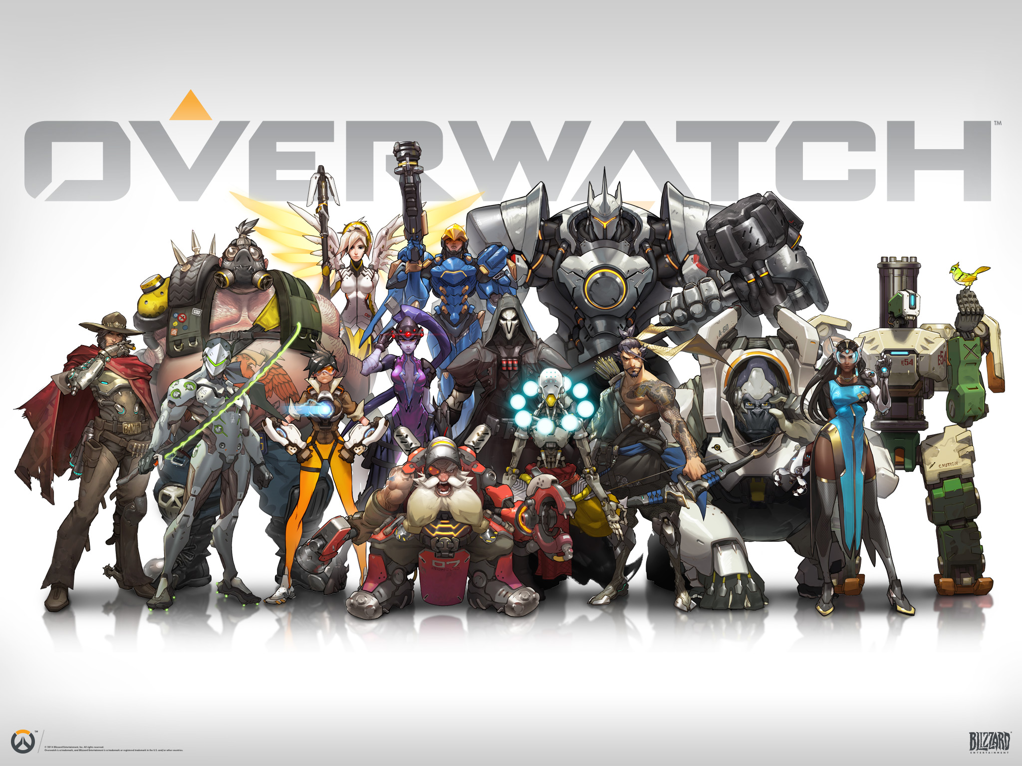 Overwatch Standard (BATTLE.NET KEY) REGION FREE  +BONUS