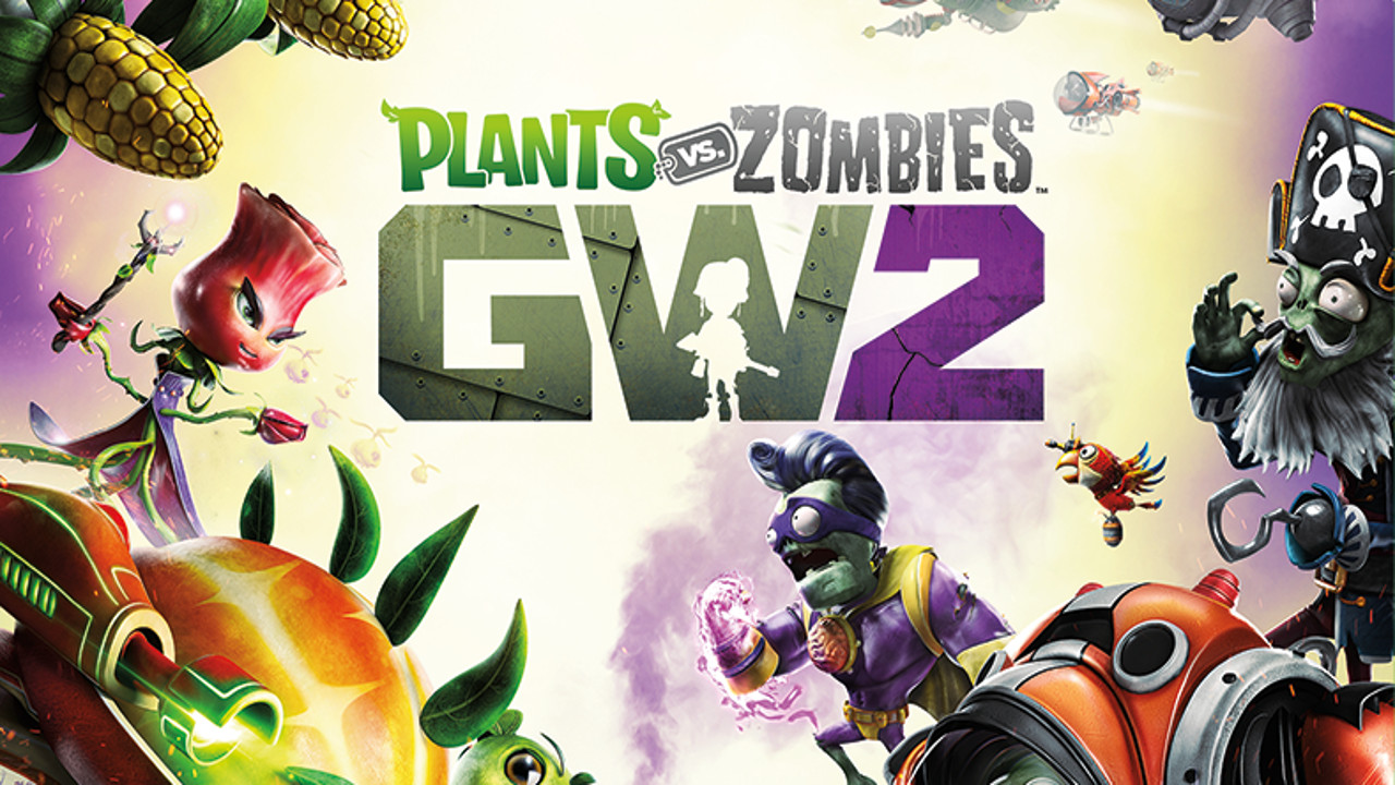 Plants vs Zombies Garden Warfare 2 (ORIGIN) REGION FREE