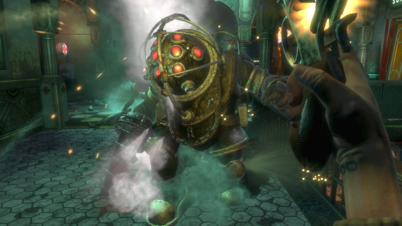 Bioshock (STEAM KEY) Region Free + ПОДАРОК
