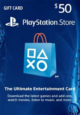 PlayStation Network (PSN) -  50 USD  + BONUS