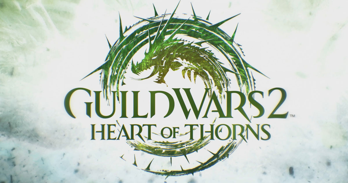 GUILD WARS 2: HEART OF THORNS GLOBAL MULTILANGUAGE