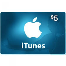 ITUNES GIFT CARD $5 USA + BONUS