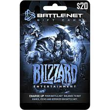 20 USD Gift Card Battle.net (USA region)