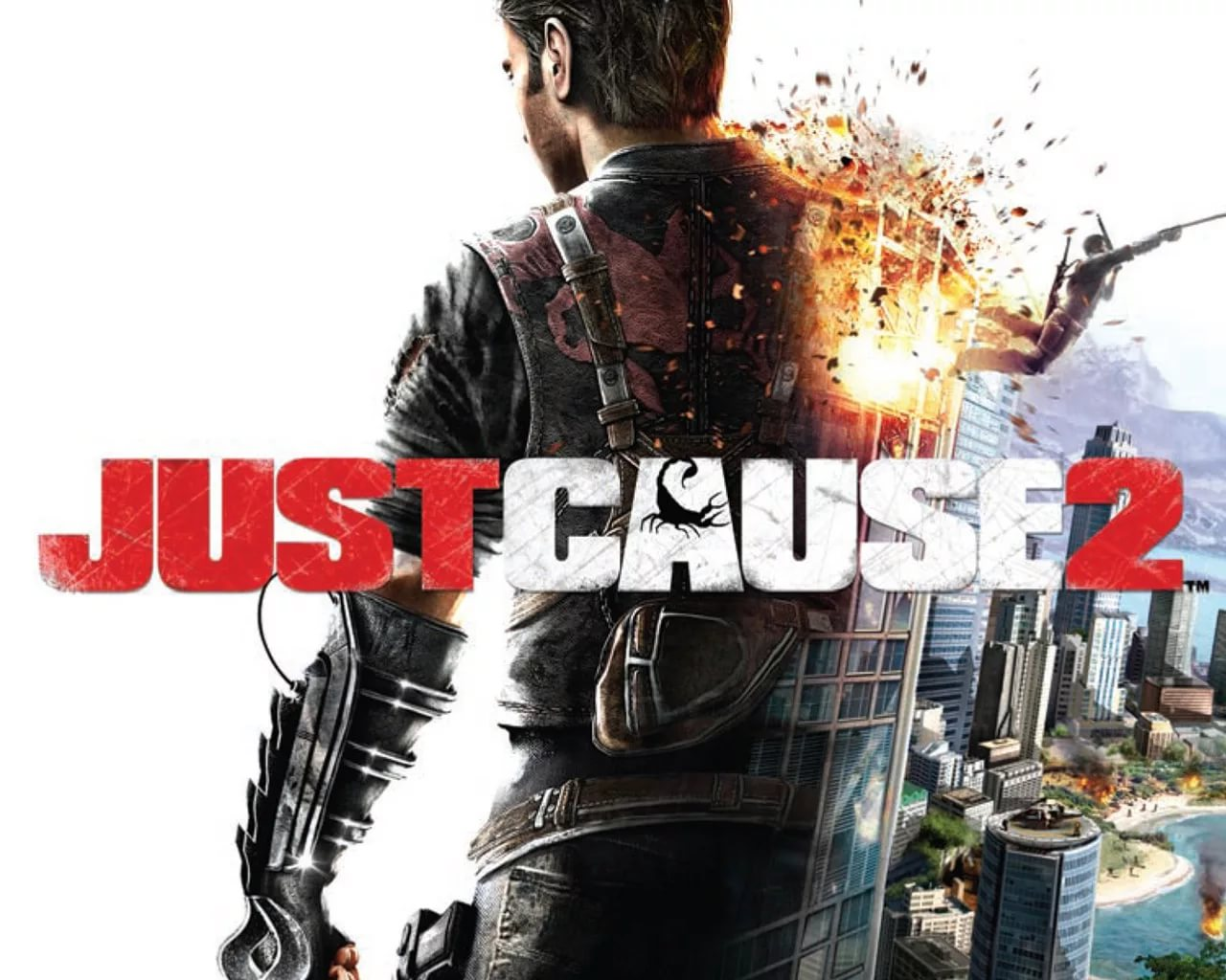 JUST CAUSE 2 STEAM KEY REGION FREE + ПОДАРОК