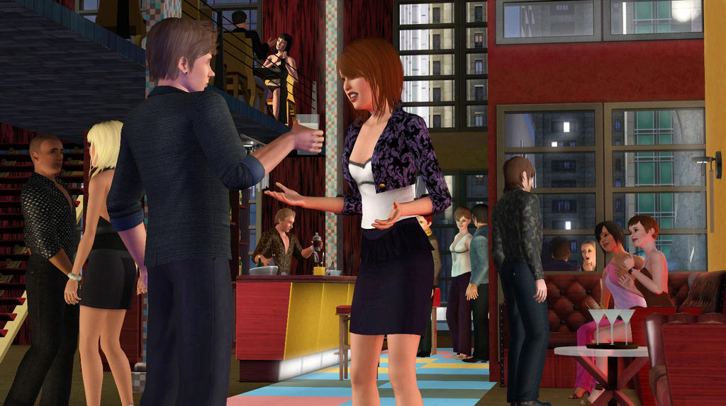 THE SIMS 3 HIGH END LOFT STUFF DLC ORIGIN REG FREE