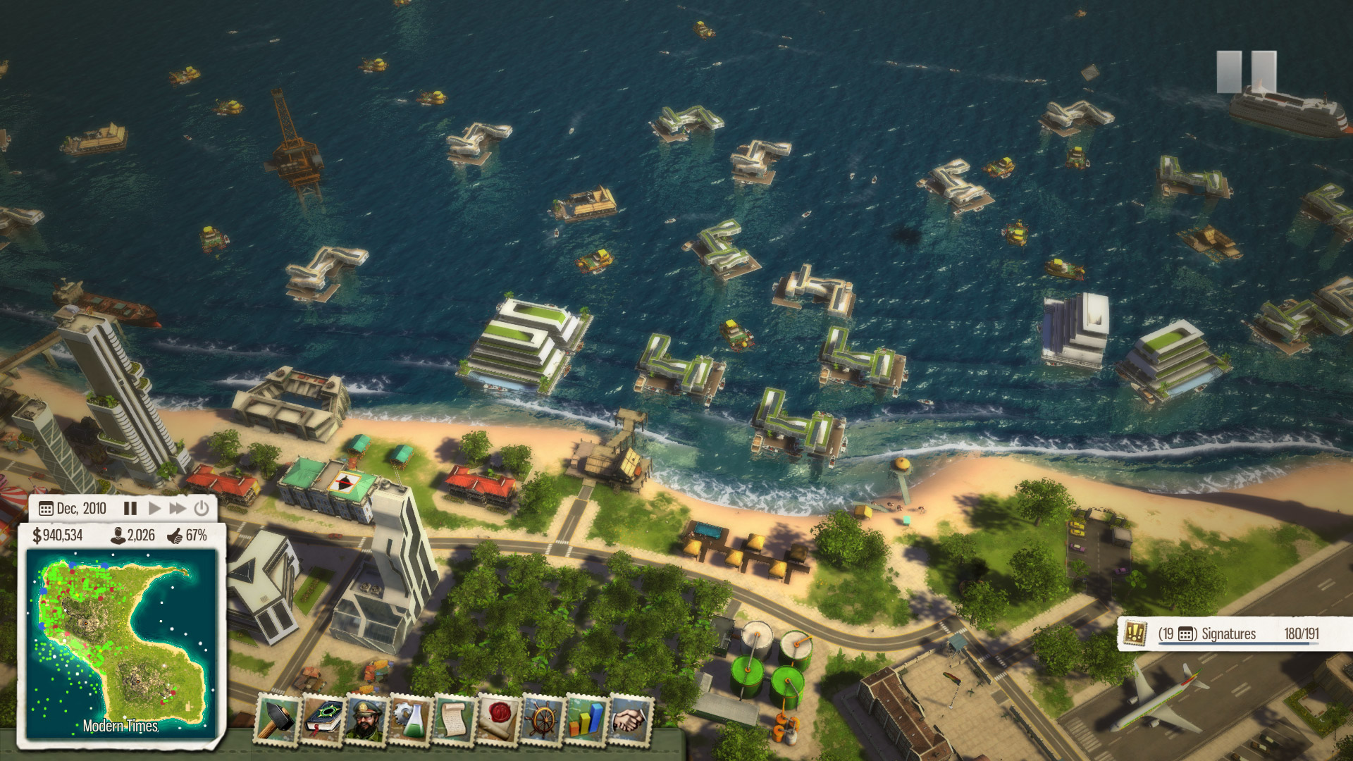 TROPICO 5  WATERBORNE STEAM KEY REGION FREE+ПОДАРОК