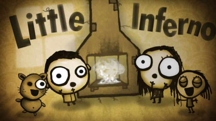 LITTLE INFERNO STEAM KEY GLOBAL+ ПОДАРОК