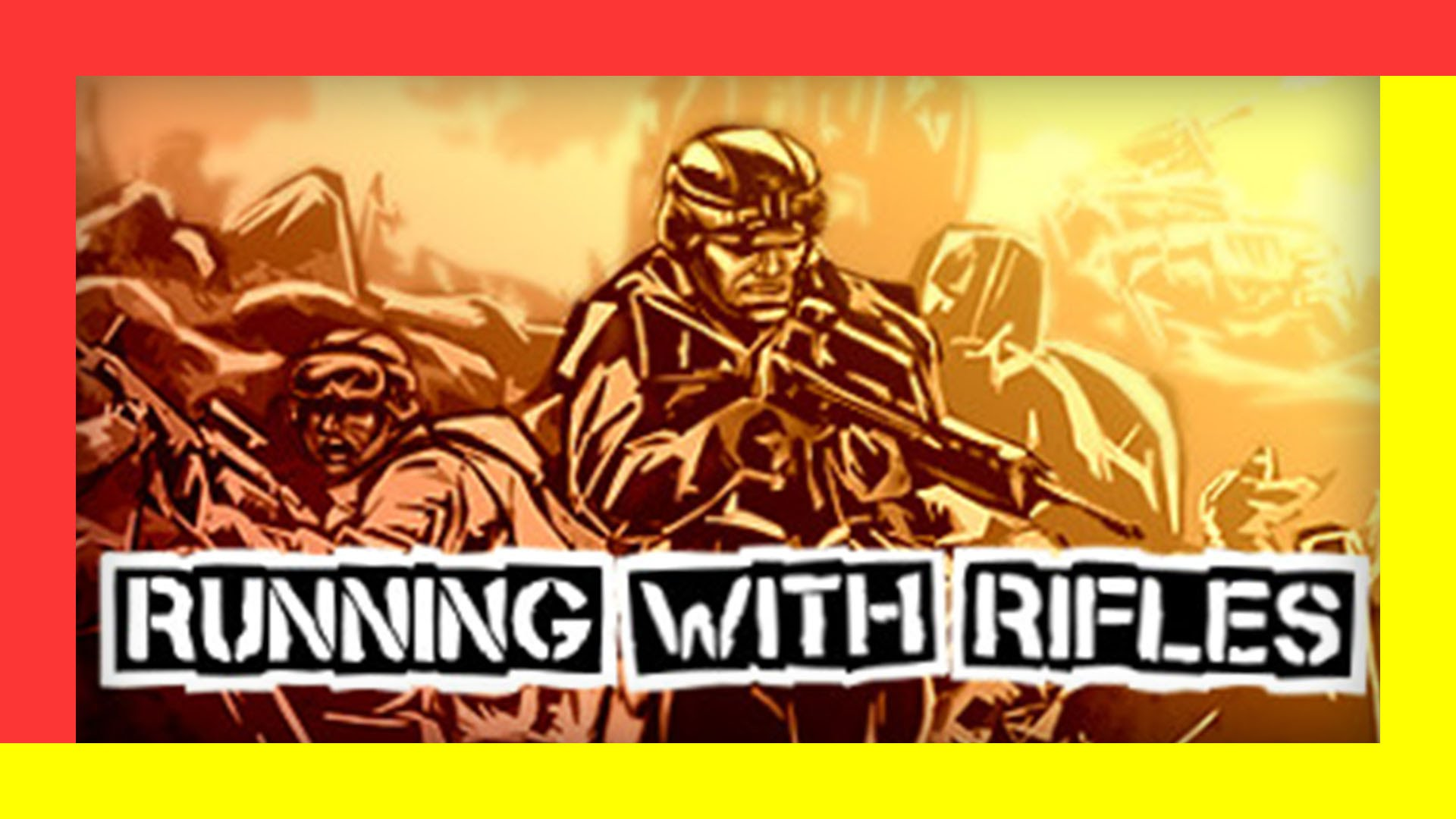 RUNNING WITH RIFLES STEAM KEY GLOBAL+ BONUS