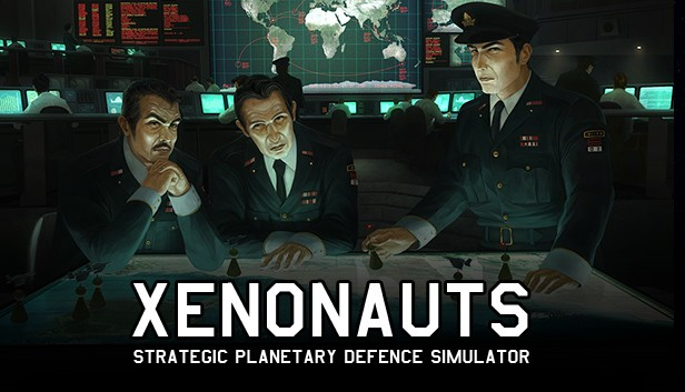 XENONAUTS STEAM KEY GLOBAL+ ПОДАРОК