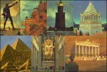 The Seven Wonders of the World A Complete List
