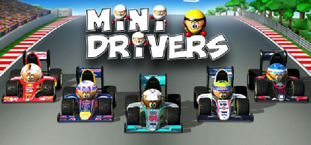 MINIDRIVERS STEAM KEY GLOBAL + ПОДАРОК
