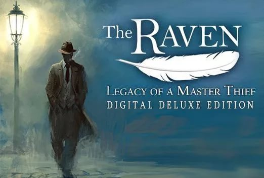 The Raven Legacy of a Master Thief Digital Deluxe Edit