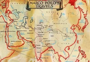 THE TRAVELS OF MARCO POLO STEAM KEY GLOBAL + ПОДАРОК
