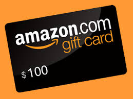 AMAZON 100$ GIFT CARD + BONUS