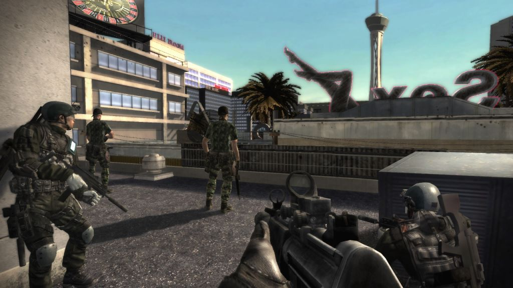 Pc tom clancy's rainbow six: vegas 2 savegame game save download.