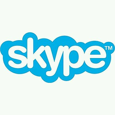 ORIGINAL SKYPE VOUCHER 27.69 USD